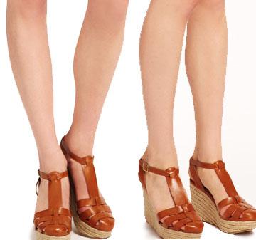 mujer zapatos moda