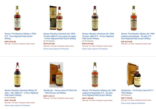 whisky mas caro del mundo