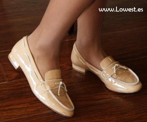 zapaatos planos slippers