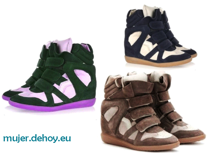 sneakers zapatos mujer