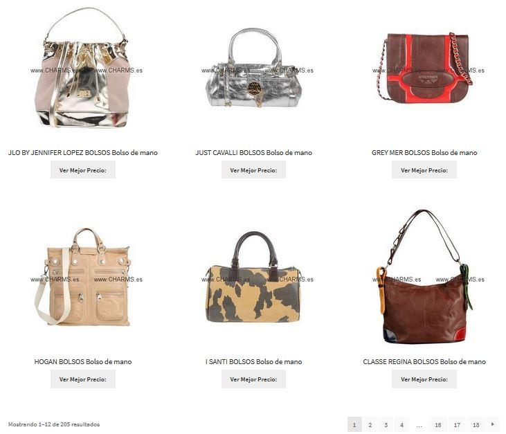 comparar precios bolsos online