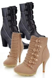 botas boots mujer