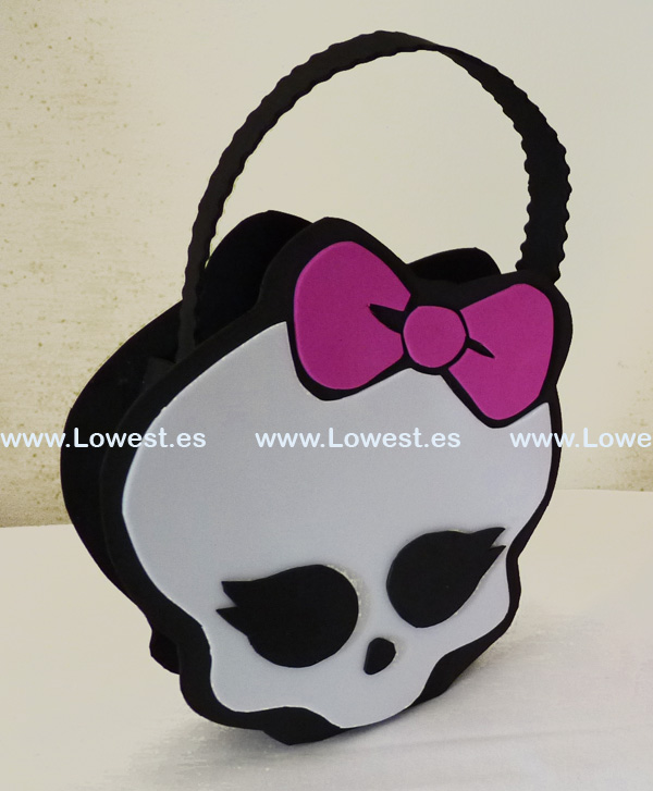Bolsos para chucherías de las Monster High