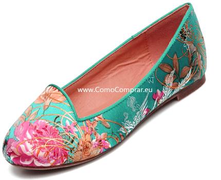 zapatos bailarinas calzado
