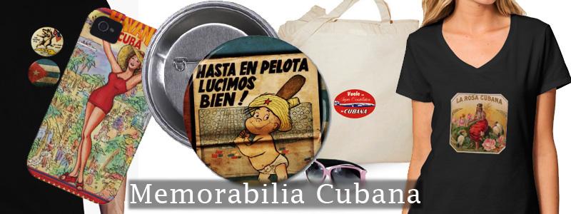 memorabilia cubana vintage
