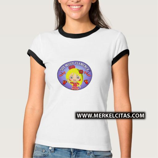camisetas de flamenca