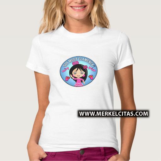 camiseta soy flamenca