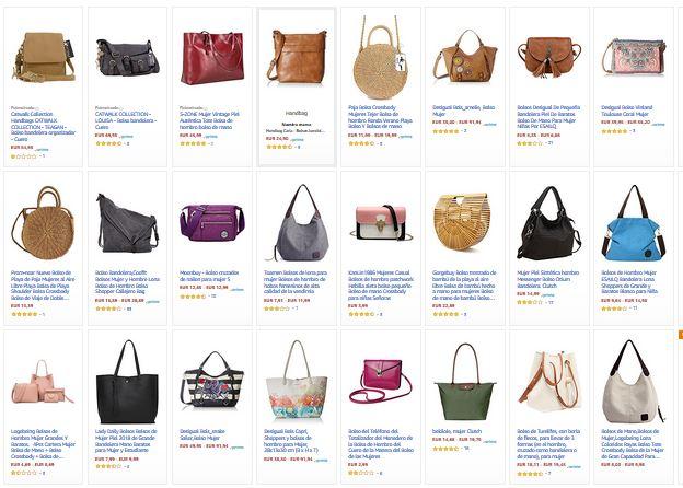 tiendas de bolsos economicos de marca