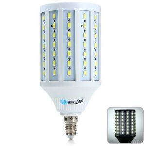 BRELONG E14 20W Bombilla LED SMD 5730 Maiz