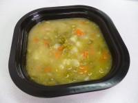 Sopa veggie de verduras frescas