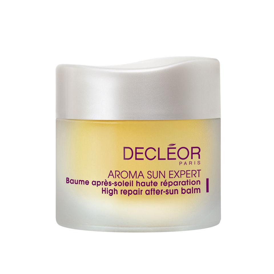 Balsamo facial after-sun alta proteccion DECLeOR Aroma Sun Expert (15ml)