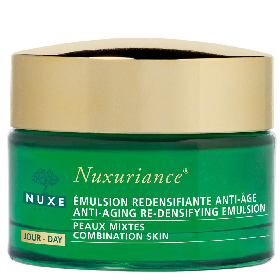 Emulsion de dia NUXE Nuxuriance para pieles mixtas
