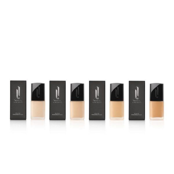 Maquillaje fluido High Definition - Tan