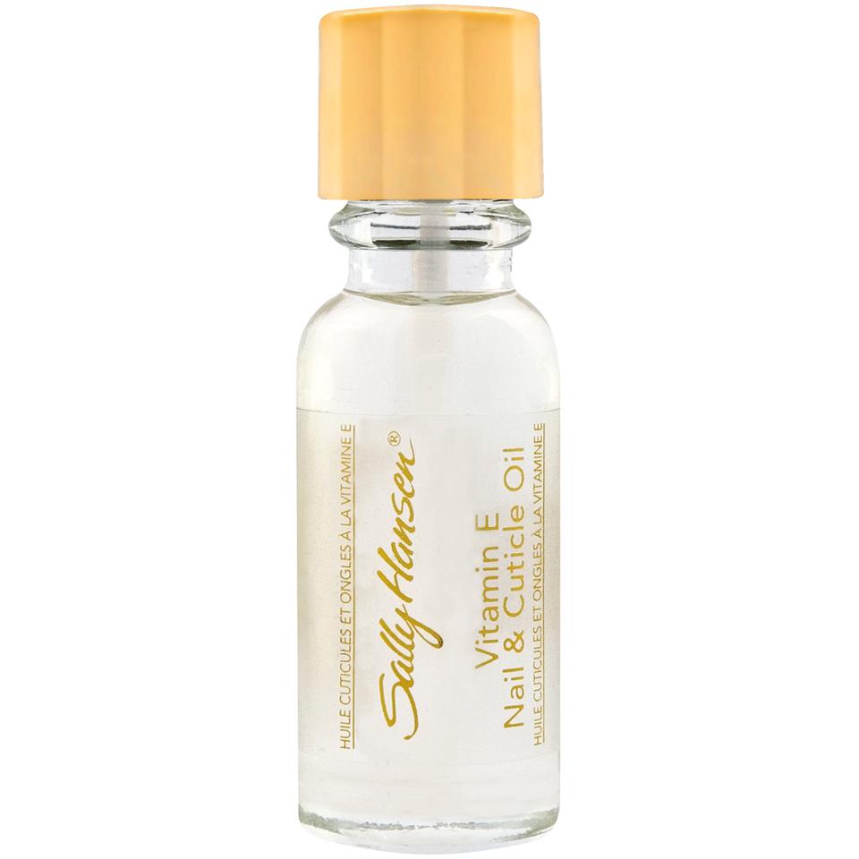 Sally Hansen Complete Treatment Vitamin E Nail and Cuticle Oil 13.3ml