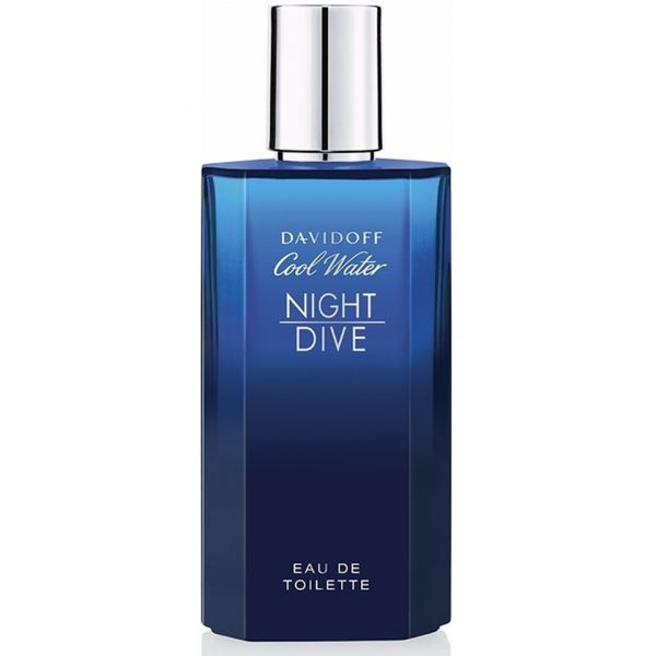 Davidoff Cool Water para hombre Night Dive Eau de Toilette (125ml)