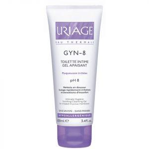 Gel Limpiador Higiene intima Uriage Gyn-Ply Intimante Hygiene Soothing (100ml)