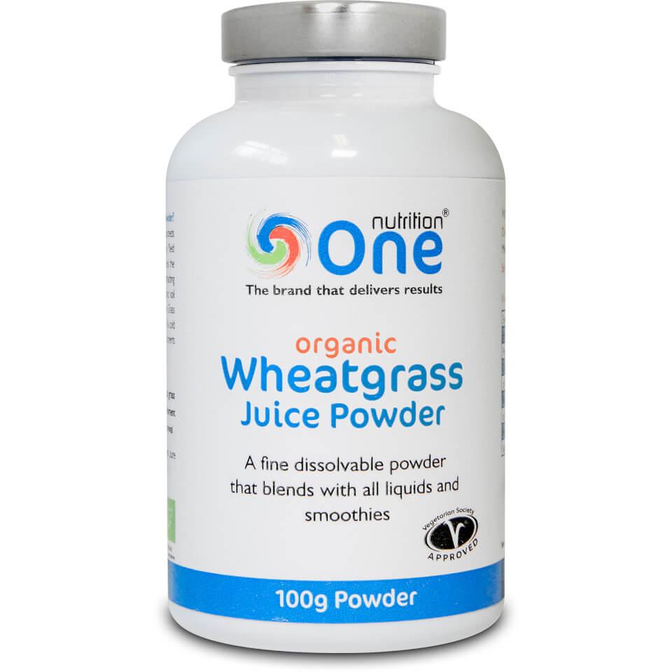 Wheatgrass Juice Powder - 100g