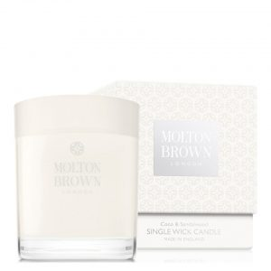 Molton Brown Coco & Sandalwood Single Wick Candle 180g