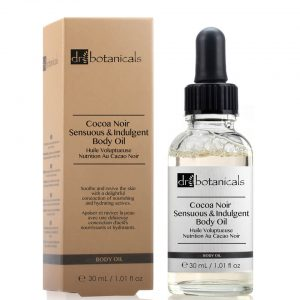Dr Botanicals Coco Noir Sensuous & Indulgent Body Oil 30ml