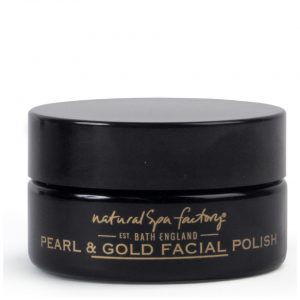 Natural Spa Factory Pearl and Gold Facial Polish