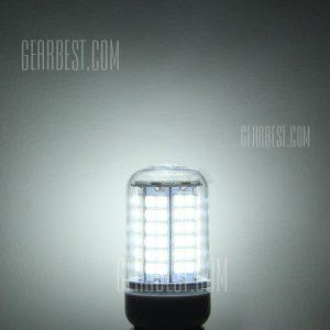 8W E27 1440LM 96 5050 SMD LED Luz Lampara maiz translucido ( 5500 - 6500K 110V )