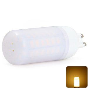 Sencart G9 11W 56 x 5730 SMD 2200LM 3000 - 3500K LED Luz de maiz
