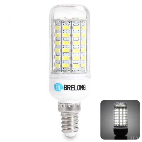 BRELONG E14 LED Lampara de maiz