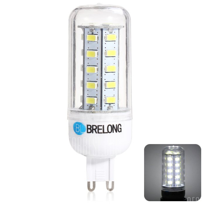 BRELONG G9 7W SMD 5730 900LM LED Lampara de maiz