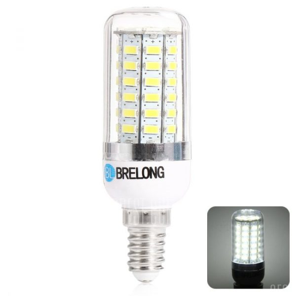 BRELONG E14 13W 5730 1500LM LED Luz de maiz