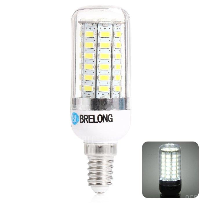 BRELONG E14 13W 5730 1500LM LED Luz de maiz