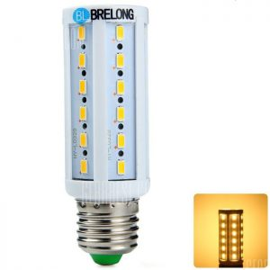 E27 BRELONG 7.5W SMD LED Luz de maiz 5730