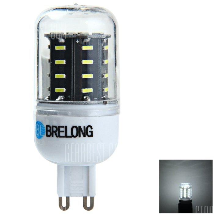BRELONG G9 6W 4014 SMD LED Lampara de maiz