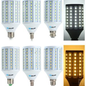 BRELONG B22 / E14 / E27 20W LED Lampara de maiz