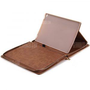 HOCO cuero genuino cartera cubierta de soporte