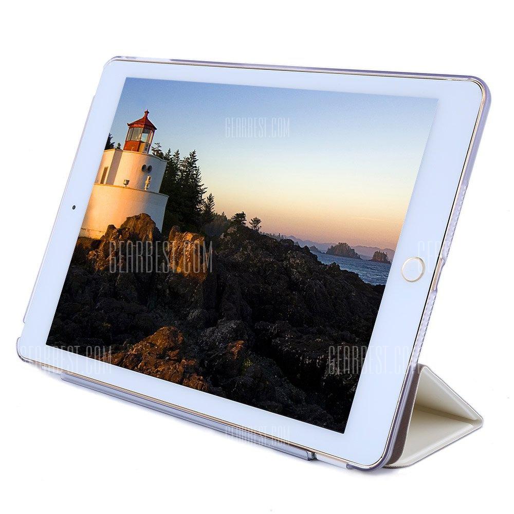 Cubierta Dura inteligente desmontable VOLVER Caso para iPad Air 2