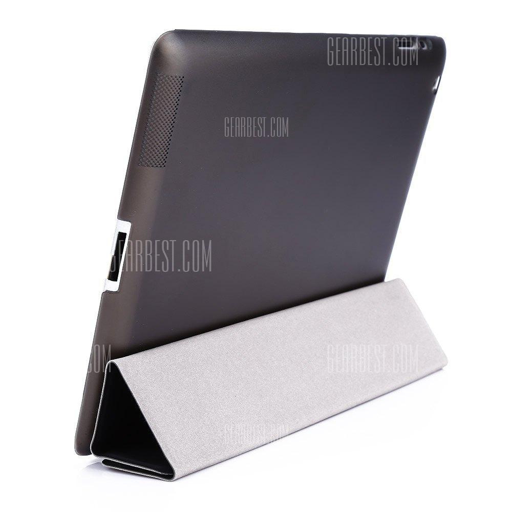 Smart Cover desmontable VOLVER Caso duro para iPad 2 3 4