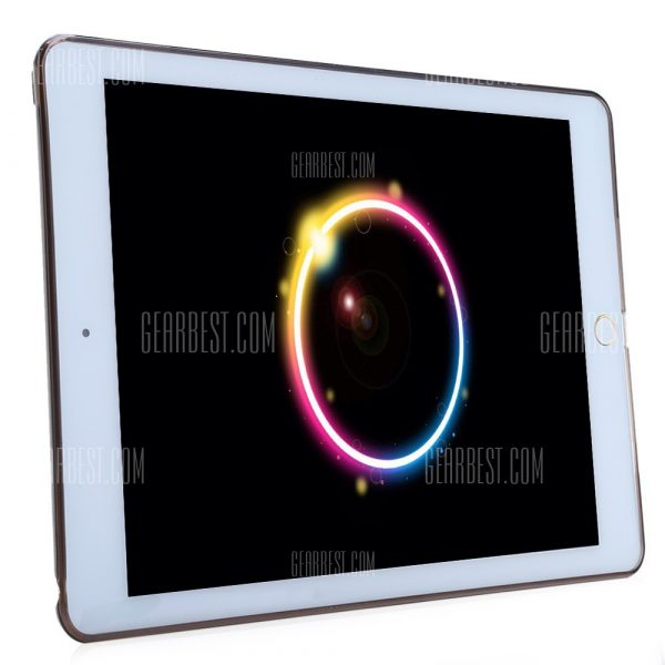 TPU Funda para el iPad 2 de aire