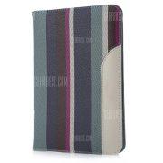 Cuero PU VOLVER Caso duro Smart Cover para iPad Mini 1 2 3