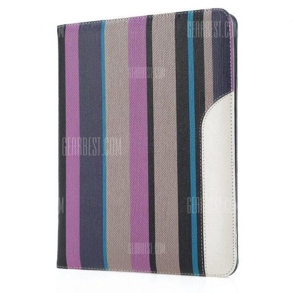Cuero PU VOLVER Caso duro Smart Cover para iPad 2 3 4