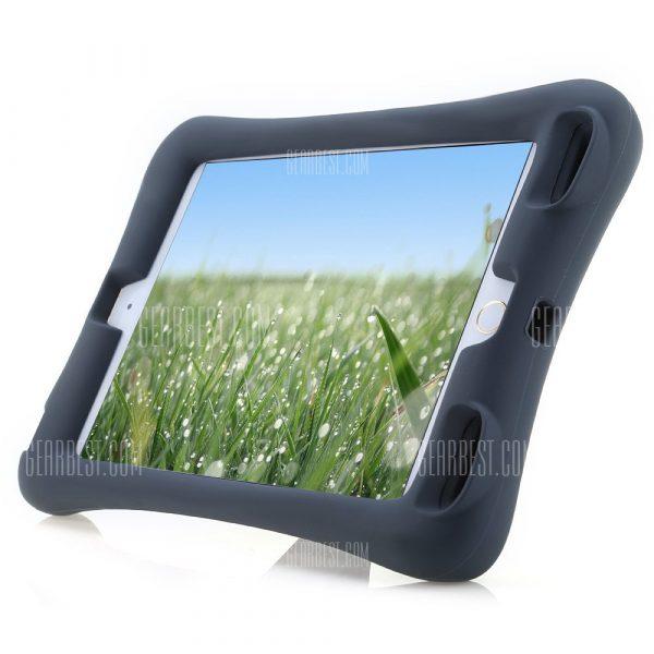 Funda protectora de silicona para iPad de piel Mini 4