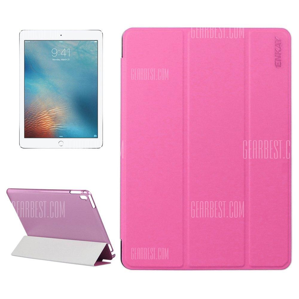 ENKAY Funda protectora de cuero pu para iPad Pro 9.7 pulg.