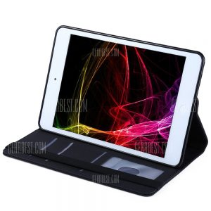 Gira 360 grados Stand Case para iPad Smart Cover mini 1 / 2 / 3