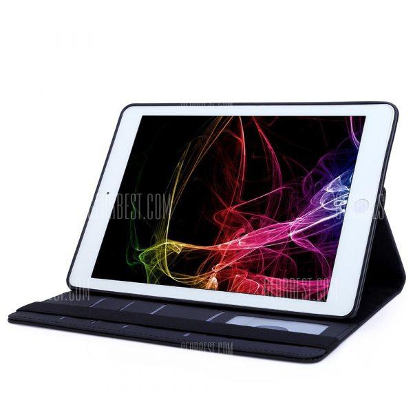 Gira 360 grados Stand Case para iPad Smart Cover Air 2