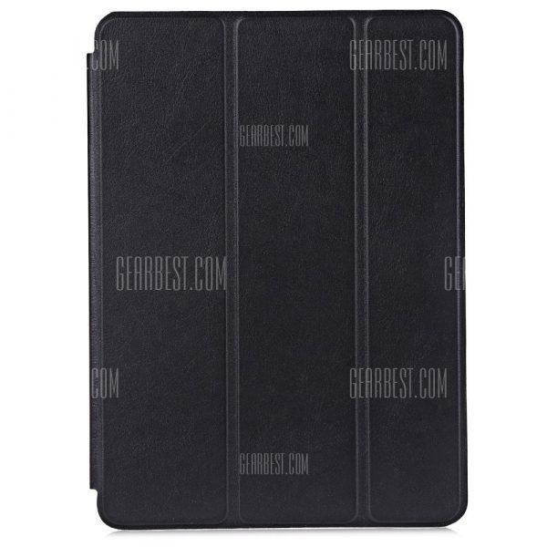 Ultra delgada cubierta de cuero pu para iPad Air 2