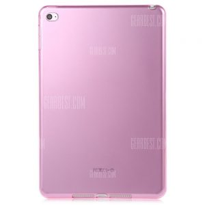 Ultra Slim TPU Contraportada para iPad Mini 4
