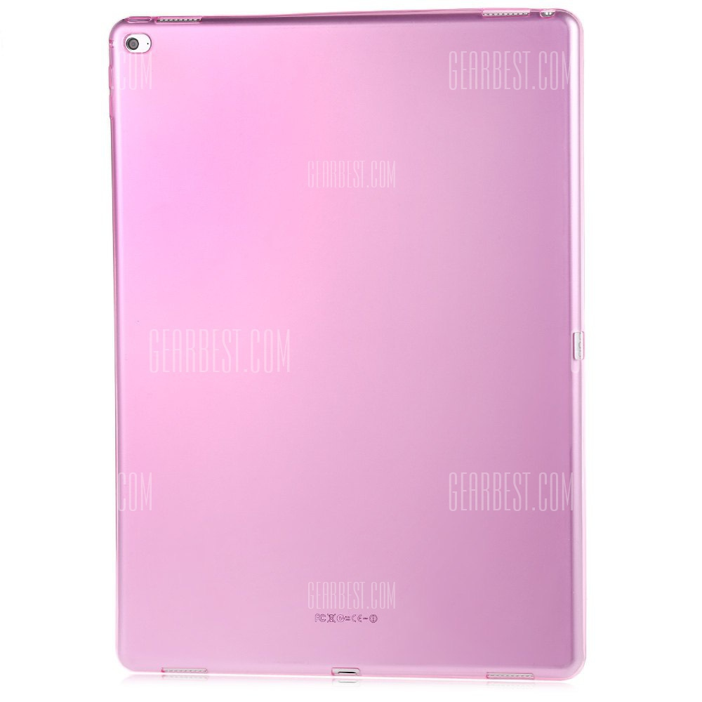 Ultra Slim TPU Contraportada para iPad Pro 12.9 pulg.
