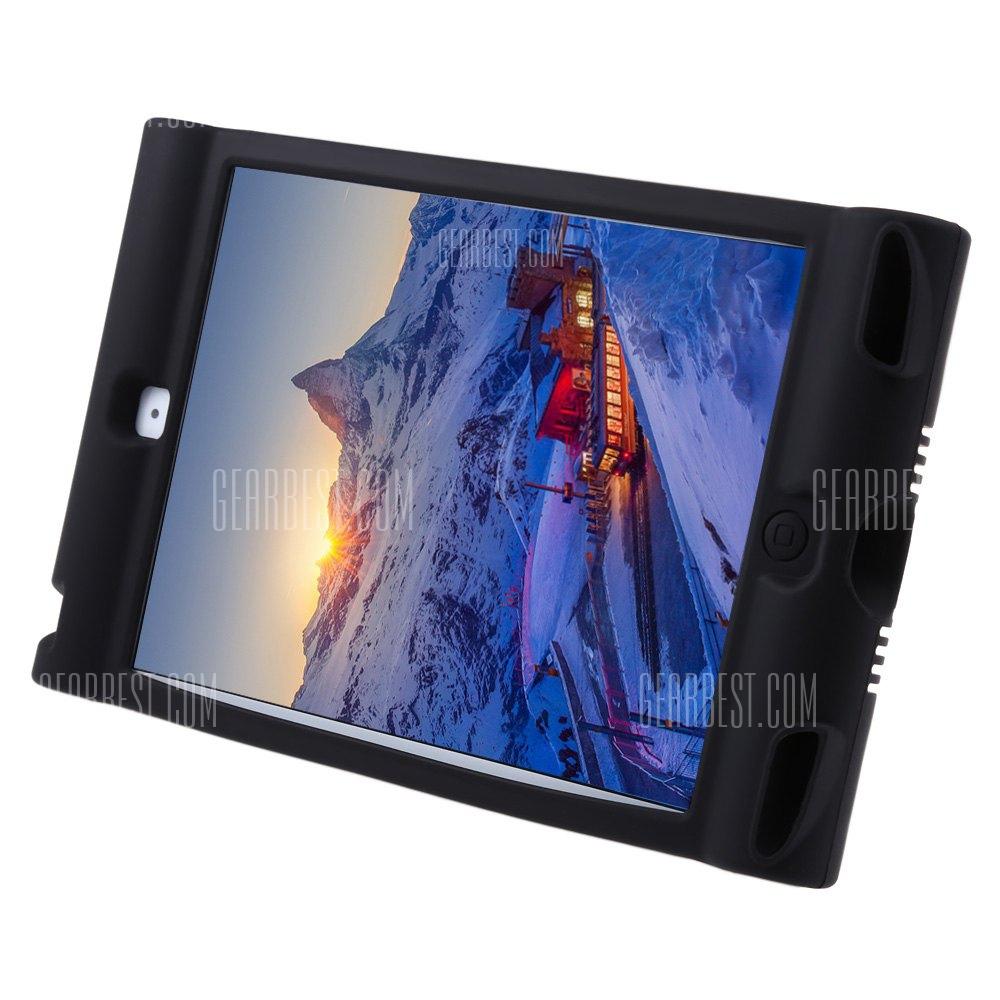 Soporte de Piel protectora de silicona para iPad mini 1 / 2 / 3