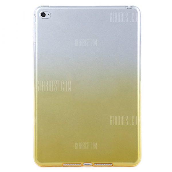 TPU volver de Tablet PC Funda para el iPad Mini 4