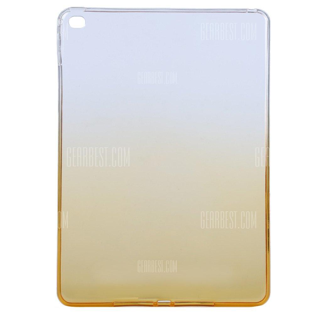 TPU volver de Tablet PC Funda para el iPad 2 de aire