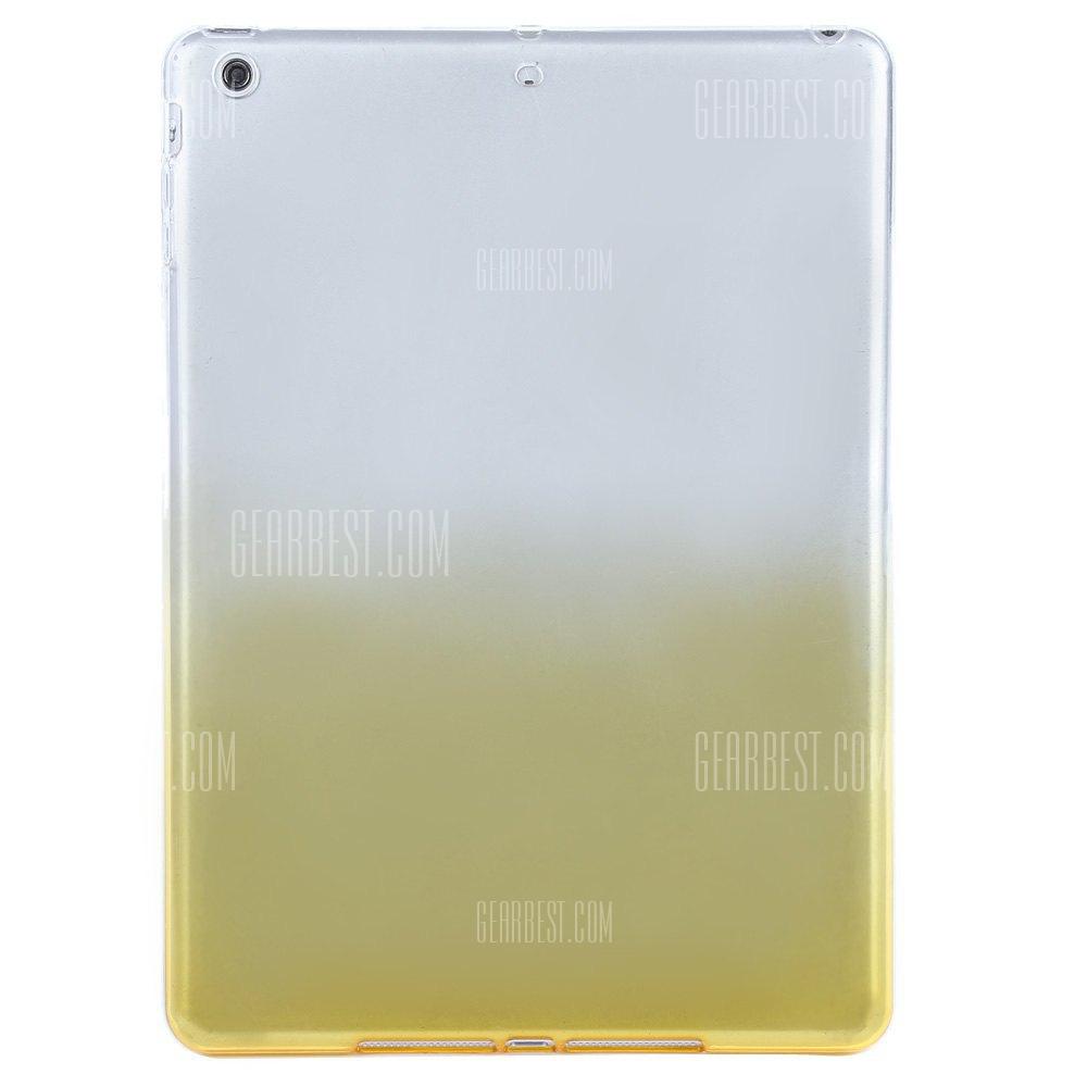 TPU volver de Tablet PC Funda para el iPad Air